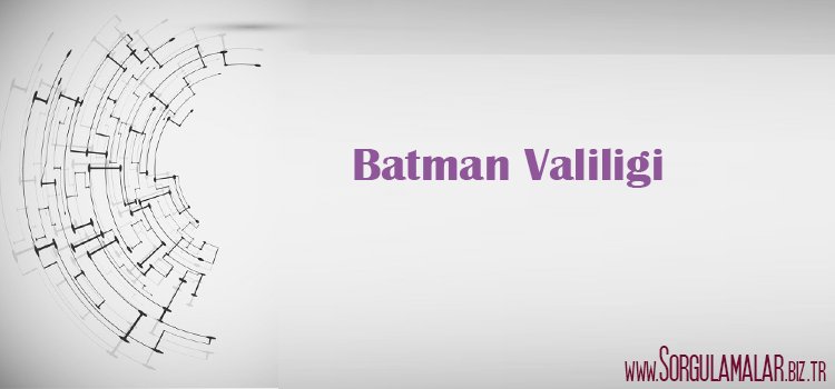 batman valiligi