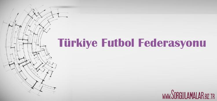 turkiye futbol federasyonu
